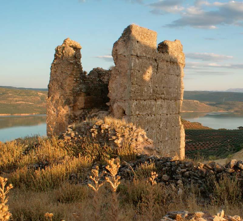 castillo de Giribaile Descubre la Comarca de El Condado